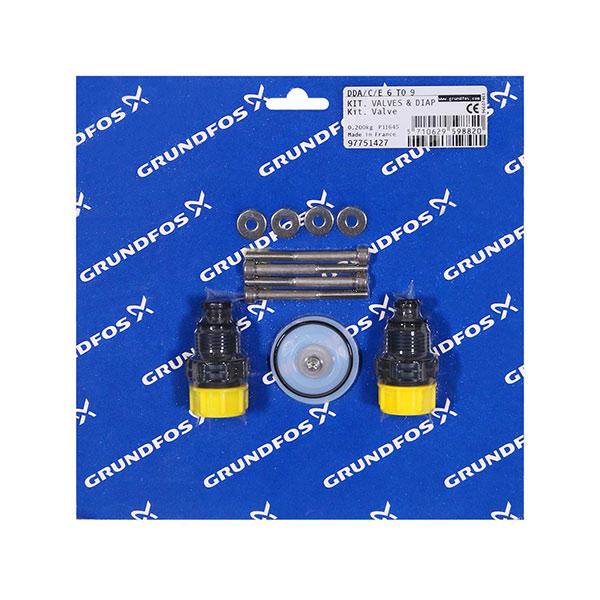 97751427 DDA C E spares kit PP E C