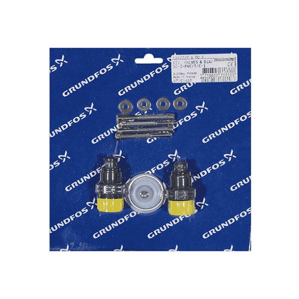 97751485 DDA C E Spares Kit PVC T C